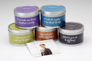 Be Inspired Travel Tin $15.00