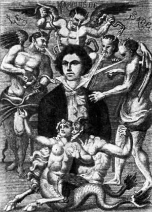 of the Marquis de Sade by H. Biberstein in L'Œuvre du marquis de Sade ...
