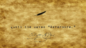 edgar allan poe the raven quotes clinic 16 quotes from the raven once ...