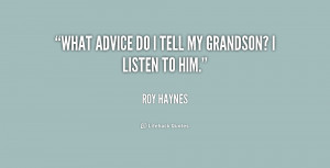 Grandson Quotes Preview quote