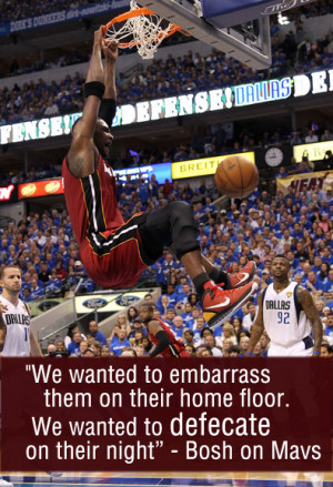 Chris Bosh Quotes