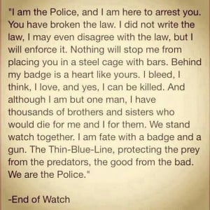 ... Movie, Movie Quotes, Police Offices Quotes, Police Quotes, Thin Blue