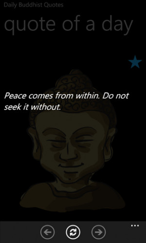 Daily Buddhist Quotes v.1.0.0.0