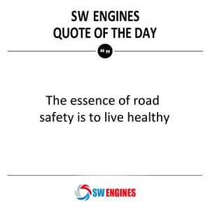 Safety Driving Essence.. #SWEngines