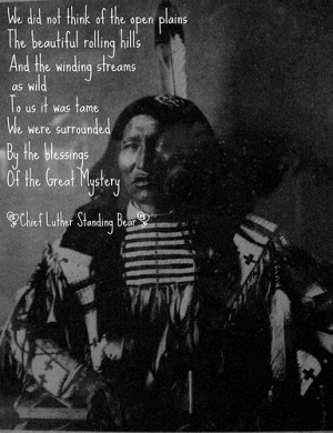 The Ultimate Native American Quote Thread