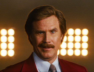 Anchorman 2: The Legend Continues Auditions