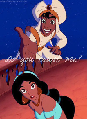 aladdin #disney #disney quote #aladdin quote #jasmine #princess ...