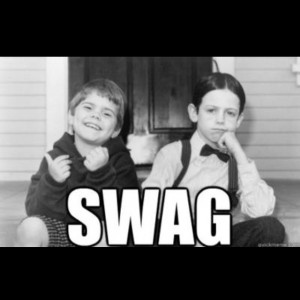 This is the real definition of swag!
