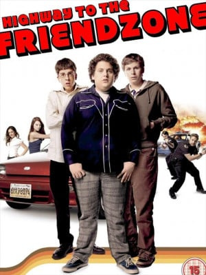 highway to the friendzone funny movie posters