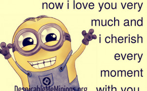 Despicable Me Minions Love Quotes (10)