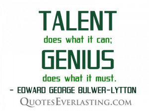 Funny Quotes About Talent
