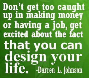 Darren L Johnson - Home Based Business Program
