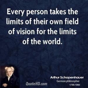 Arthur Schopenhauer Quotes