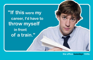 he s best known from his role as jim from the office