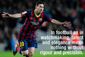 Lionel Messi Quotes About Soccer