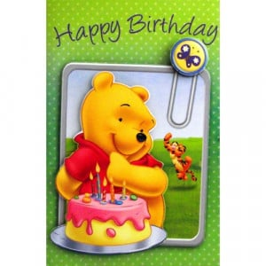 winnie the pooh happy birthday happy birthday winnie and