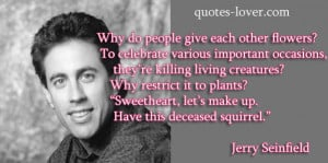 picture quotes funny picture quotes jerry seinfield picture quotes ...