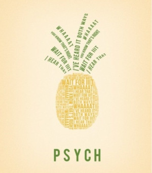 Psych! Epic pineapple