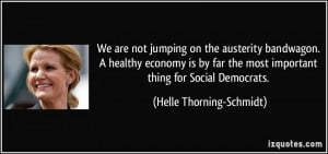 More Helle Thorning-Schmidt Quotes