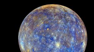 The planet Mercury (© NASA) © (Bing United States) Wallpaper