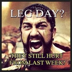 ... days after ive done it more workout funny legs workout exercies legs