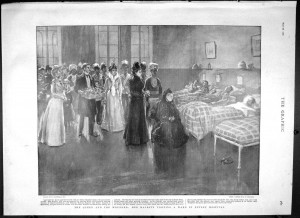 The Nursing Record of 1893 quotes Helen Campbell Norman, the ...