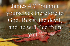 """Peter 5:8 """"Be sober-minded; be watchful. Your adversary the devil ..."""