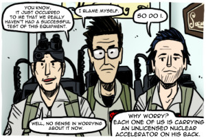 Egon Ghostbusters Quotes Dr. egon spengler and