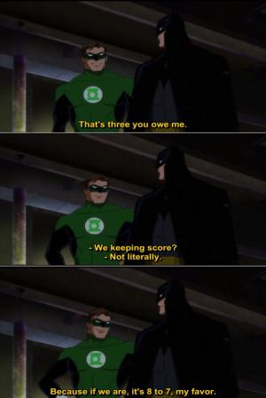 Justice League Doom Movie Quote-1