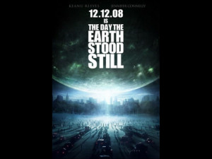 The Day Earth Stood Still Movie Poster