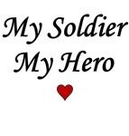 My Soldier My Hero Quotes