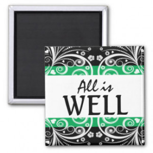 Word Inspirational Quotes Magnets