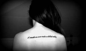 sailor quote tattoos quotes about life tattoos tattoo designs tattoo ...