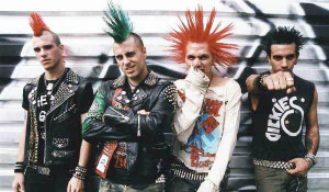 Discografia The Casualties
