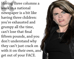 11 Caitlin Moran Quotes To Live By
