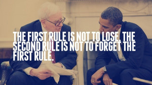 Warren buffett, quotes, sayings, business, first rule