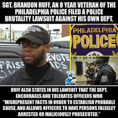 Philly Police Officer Suing Philly Police Department for Brutality ...
