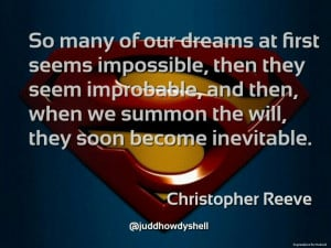 Superman Quotes And Sayings Superman quote of the day for