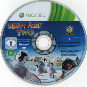 Happy Feet Two Dvd Cover Front