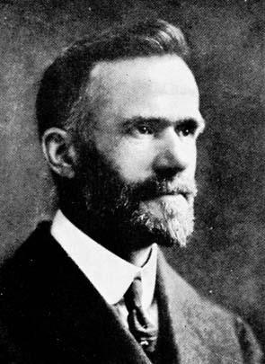 Washington Gladden and Walter Rauschenbusch, two notable figures of ...