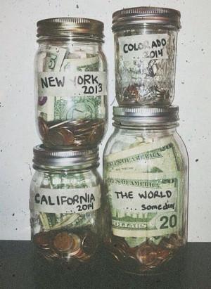 Saving my pennies