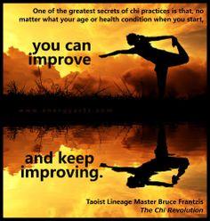... Taoist Lineage Master Bruce Frantzis, The Chi Revolution #