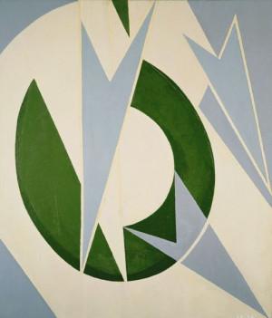Lee Krasner - Olympic, 1974. Art Experience NYC www.artexperiencenyc ...