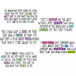 Best Friend Quotes - Polyvore