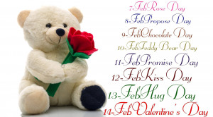 Happy Teddy Bear Day Quotes SMS Wallpapers free Download