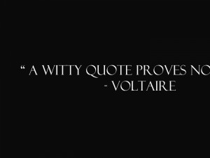 gray quotes philosophy text only letters voltaire black background ...