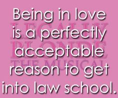 Legally Blonde: The Musical - it's true