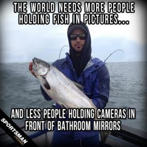 ... Funny Stuff, Fish Hunting, Fish Fish Fish, Fish Pictures, Fish Quotes