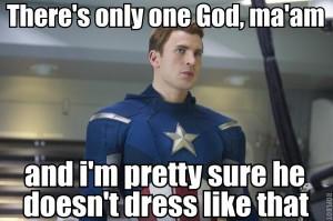 Captain America Movie Quote