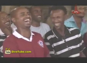Ethiopian Funny Picture